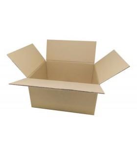 Caja de cartón canal doble de 50,00 x 30,00 x 119,00 cm