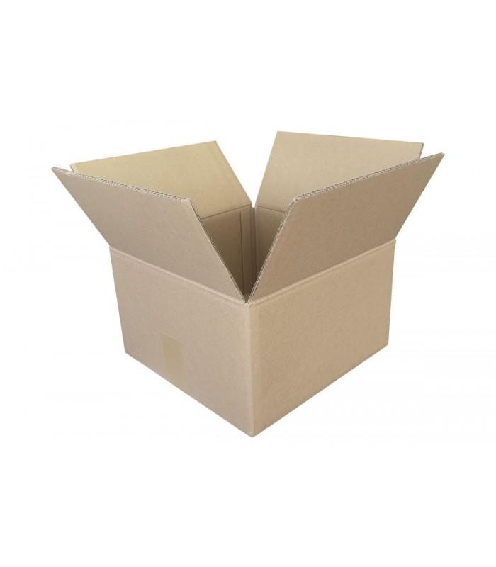 Caja de cartón súper resistente de medida 32x32x18