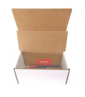 Caja de 21 x 10 x 10 cm