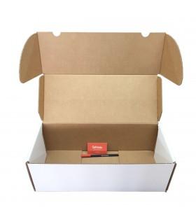 Caja de 45,5 x 19,5 x 16,5 cm