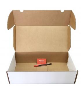 Caja de 45,5 x 22 x 13 cm