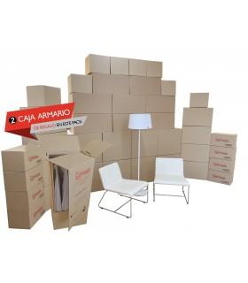 Pack de mudanza del hogar extra grande