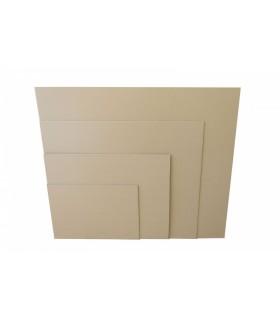 Pack de 25 planchas de cartón ondulado