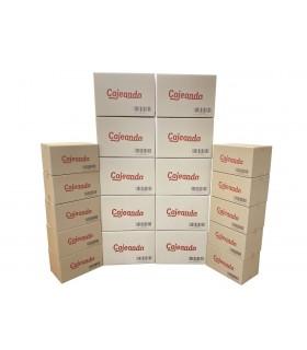 Pack de 20 cajas para mudanza de oficina