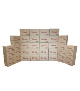 Pack de 40 cajas para mudanza de oficina