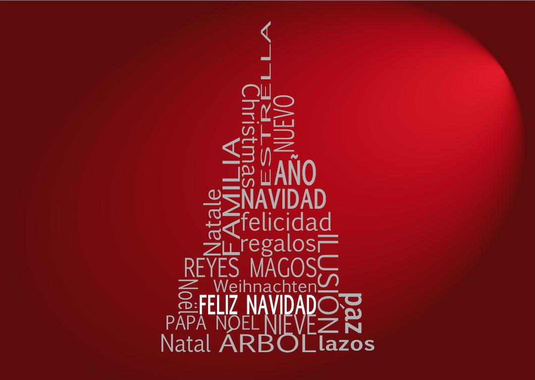 Cajeando os desea feliz navidad el blog de cajeando - Frases de felicitacion por navidad ...