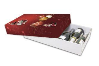 Cajas de Navidad Cajeando
