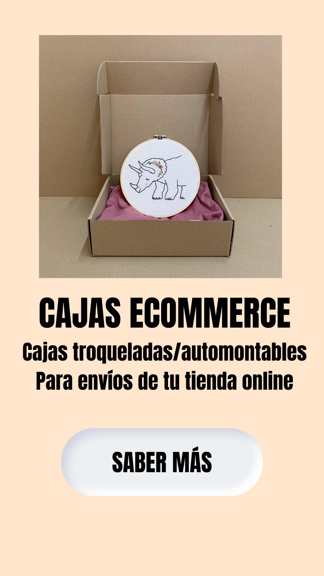 Cajas Ecommerce
